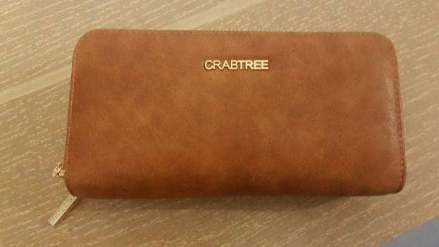 Cartera Crabtree
