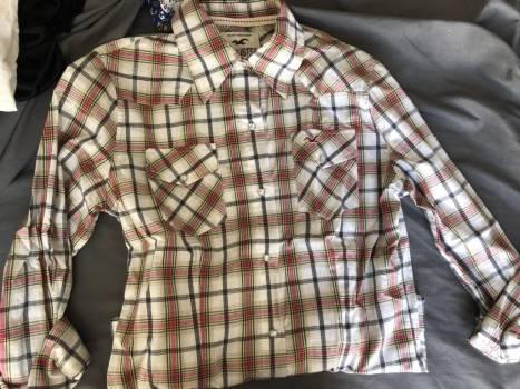 Camisa de cuadros MUJER