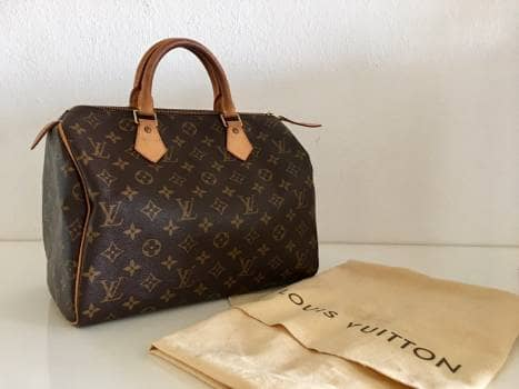 Bolso Louis Vuitton Speddy 30